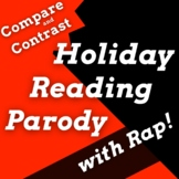 How the Grinch Stole Christmas Reading Parody | Compare an