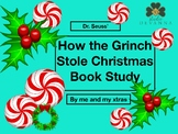 How the Grinch Stole Christmas Book Study
