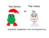 How the Grinch Stole Christmas Character Comparison with W