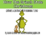 How the Grinch Stole Christmas: Compare and Contast