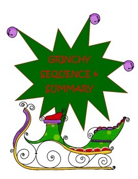 How the Grinch Stole Christmas - Grinchy Sequence & Summary