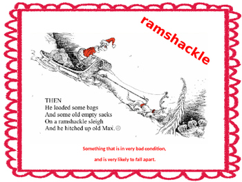 How the Grinch Stole Christmas! Literacy Packet