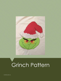 How the Grinch Stole Christmas Pattern