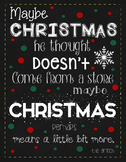 How the Grinch Stole Christmas Quote Pictures