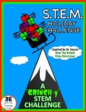 Grinchy STEM Challenge for Christmas