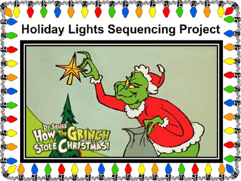 How the Grinch Stole Christmas! Sequencing Project