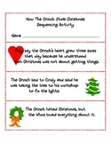 How the Grinch Stole Christmas Sequencing