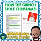 How the Grinch Stole Christmas by Dr. Seuss Lesson Plan and Activities