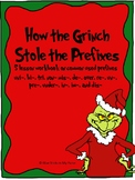 How the Grinch Stole Prefixes