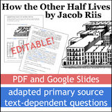How the Other Half Lives by Jacob Riis