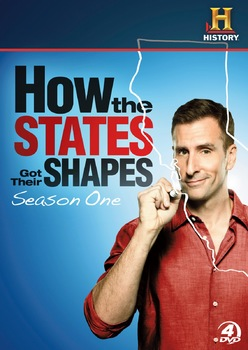 How the States Got Their Shapes - Movie Guide - The Great Plains, Trains & Auto