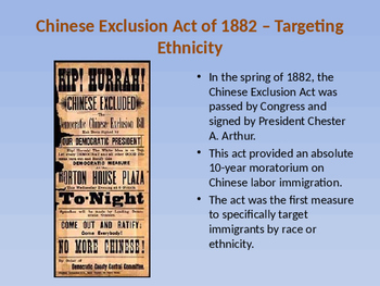 How the U.S. Eugenics Movement Led to the Immigration Restriction Act of 1924