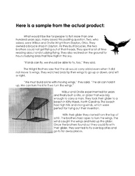 BIO How the WRIGHT BROTHERS Invented Airplane 5 Reading Co