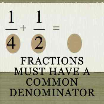How to Add Fractions Mp4 (itune) by Don Nelson