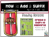 How to Add a Suffix - Reading Horizons