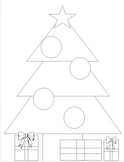 How to Add or Subtract Numbers -  Christmas Book