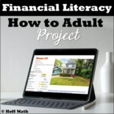 How to Adult PROJECT | Financial Math Project