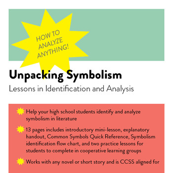 How to Analyze Anything: Unpacking Symbolism
