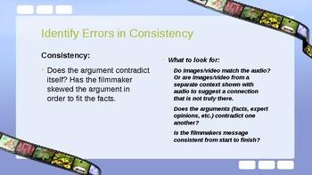 How to Analyze Documentary Films PowerPoint Presentation