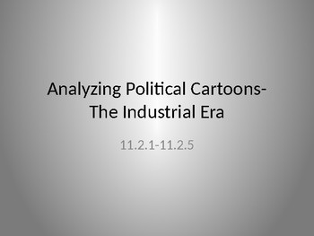 How to Analyze Political Cartoons Power Point