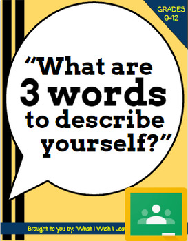 """""""What are 3 words to describe yourself?"""" Job Interview Question Guide"""