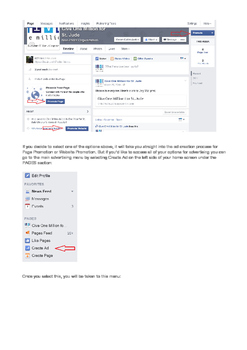 How to Apply Marketing On FB