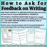 How to Get Students to Ask for Meaningful Feedback on Thei