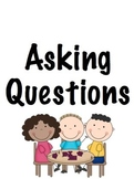 How to Ask Questions Social Story