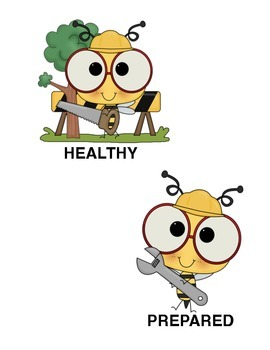 How to BE a WORKER BEE in PE!