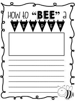 """How to """"BEE"""" a Leader"""