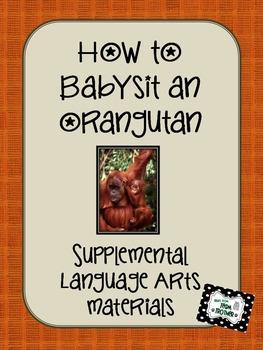 How to Babysit an Orangutan Supplemental Materials