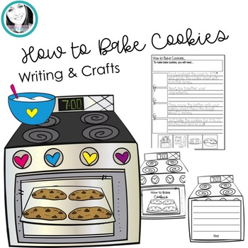 How to Bake Cookies Procedural Writing