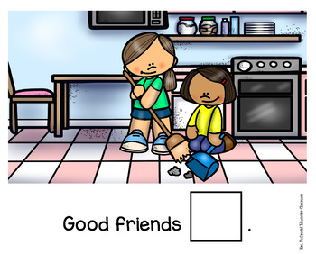How to Be A Good Friend Interactive Book