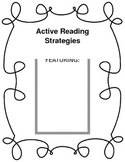 How to Be Cool in Third Grade-Using Active Reading Strategies