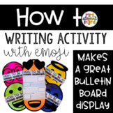 How to Be a Good Friend Writing Activity