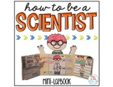 How to Be a Good Scientist Mini Lapbook { 6 foldables } Pa