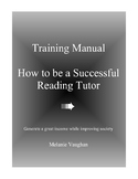 How to Become a Successful Reading Tutor