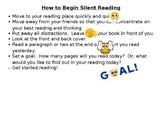 How to Begin Silent Reading
