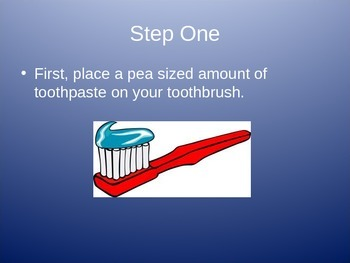 How to Brush & Floss Your Teeth - Informational PPT