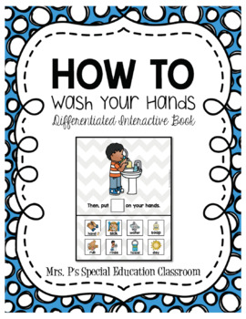 How to Brush Your Teeth Differentiated Interactive Book