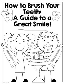 How To Brush Your Teeth A Procedural Writing Activity For