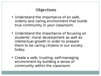 How to Build a Community in Your Classroom