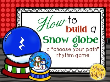 How to Build a Snow Globe, rest