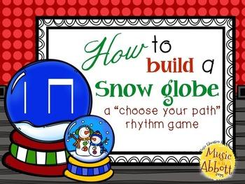 How to Build a Snow Globe, ta ti-ti