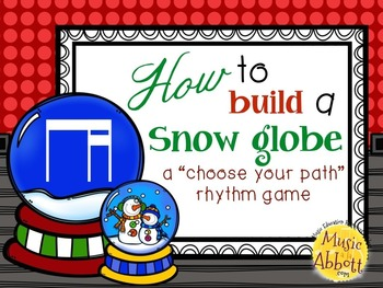 How to Build a Snow Globe, ti-tika