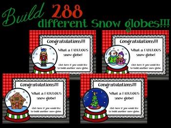 How to Build a Snow Globe, ti-tika