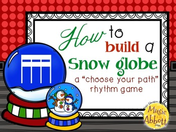 How to Build a Snow Globe, tika-tika/tiri-tiri