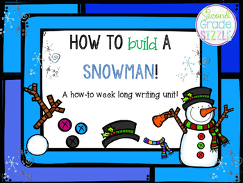 How to Build a Snowman!