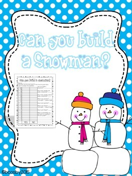 Can You Build a Snowman?