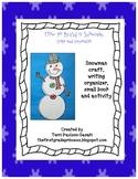 How to Build a Snowman (Craft and Printables)